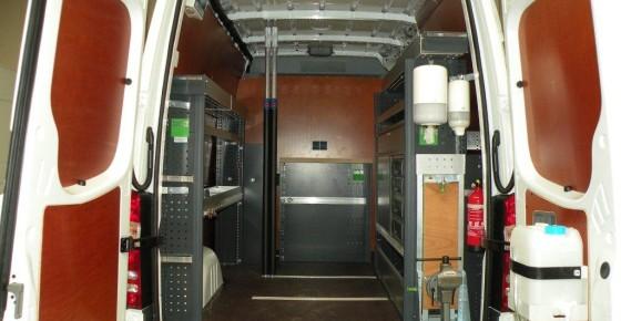 Gereedschap servicewagen - MEVAS