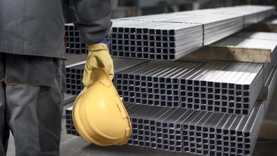 Diefstal bij metaalbedrijven